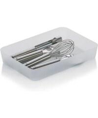Úložný díl do zásuvky GAVETA, PP-plast 26,5x18,5x4,5cm KELA KL-11383