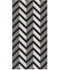 Osuška LADESSA, 100% bavlna, černá 70x140cm KELA KL-22210