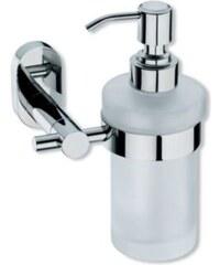 Dávkovač mýdla s držákem LUCIDO nerez KELA KL-22695