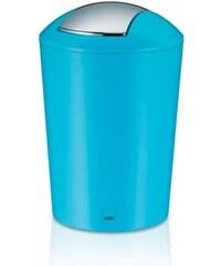 Odpadkový koš MARTA 5L plast, tyrkysový KELA KL-22772