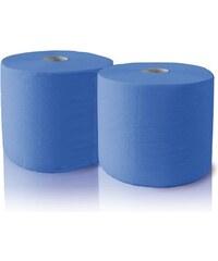 Čistící papír 2 role, modré ERBA ER-56042