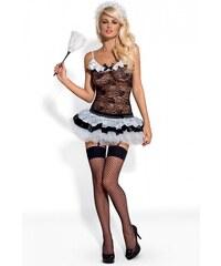 OBSESSIVE Erotický kostým Housemaid