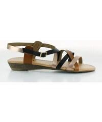 Exquily Dámské páskové sandály EXQY_321