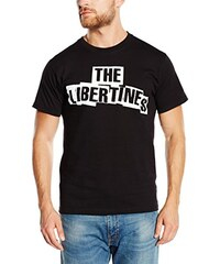The Libertines Herren T-Shirt The Libertines Logo