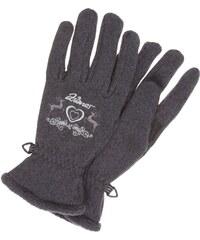 Ziener ILMARIANA LADY Fingerhandschuh black melange