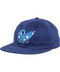 Kšiltovka by Parra 6 panel hat fly Navy Blue