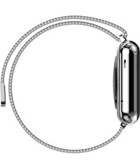 Kovový pásek / řemínek pro Apple Watch 38mm - Hoco, Milanese Loop