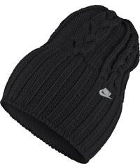 Nike NSW W'S CABLE KNIT BEANIE černá MISC
