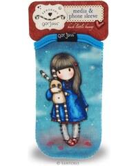 Santoro London - iPhone 4/4S/5/5C/5S Pouzdro - Gorjuss - Hush Little Bunny