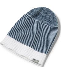 Oakley Oboustranná zimní čepice Reversible Cuff Beanie 911057-100 White