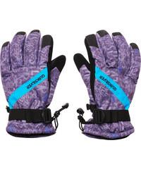 Quiksilver Meteor Mens Glove The Line Asphalt EQYTH00009-KYA1