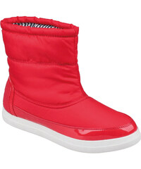 Coqui Červené dámské sněhule Jule 5014 Red 100137
