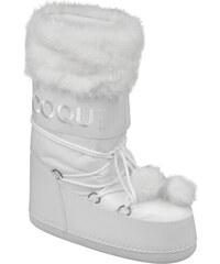 Coqui Bílé dámské sněhule Snowboot Tuva 56198 White 100162