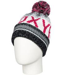 Roxy Zimní čepice Tonic Beanie Anthracite ERJHA03007-KVJ0