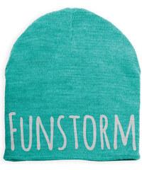 Funstorm Oboustranná zimní čepice Revi Blue BU-05609-14