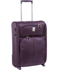 Kabinový kufr 55cm 2kol Delsey Expert purple
