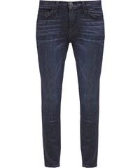 Current/Elliott THE STILETTO Jeans Slim Fit darkblue denim