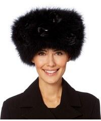 LA FEMME Luxusní klobouk z kožešiny