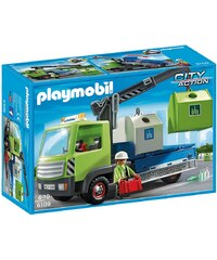 Playmobil® Altglas-Lkw mit Containern (6109), City Action