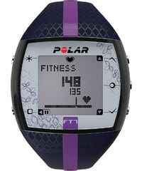 Polar Fitness Pulsuhr, »FT7 Blue Lila«, inkl. Brustgurt