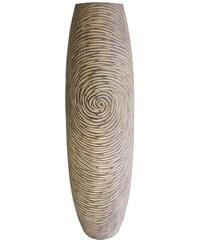StarDeco Váza v přírodních barvách 58 cm