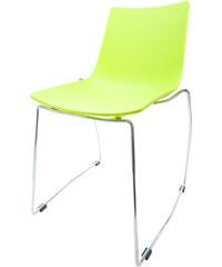 Zelená židle StarDeco