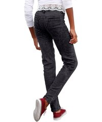 Arizona Stretch-Jeans schwarz 128,134,140,146,152,158,164,170,176,182