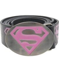 DC Comics Girl Buckle Belt dámské Black/Pink
