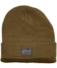 Solid Herren Strickmütze Hat - Scully