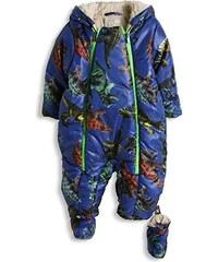 ESPRIT Baby - Jungen Schneeanzug mit Kapuze, All over print