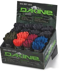 tkaničky DAKINE - Oval Laces - Box (16 Pairs) Assorted (ASSORTED)