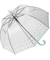 Bloomingville Transparentní deštník Minty Dots