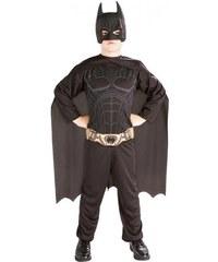 Rubies Batman - kostým s maskou - L 8 - 10 roků