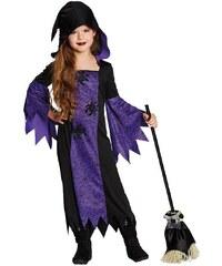 Rubies Fialová čarodějnice s kapucí - 116