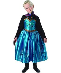 Rubies Elsa Coronation Dress Frozen Child - korunovační kostým - MD 5 - 6 roků