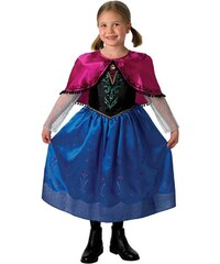 Rubies Anna Deluxe Frozen Child - LD 7 - 8 roků