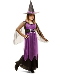 Dětský kostým Čarodějnice Pro věk (roků) 10-12