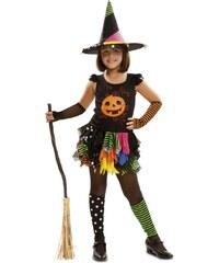 Dětský kostým Čarodějnice Pro věk (roků) 5-6