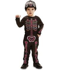 Dětský kostým Kostlivka Pro věk (roků) 7-12m