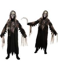 Dětský kostým Tajemná smrt Pro věk (roků) 10-12