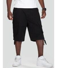 Urban Classics Cargo Twill Shorts Black TB1018