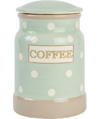 T&G Woodware Dóza na kávu Mint Spot