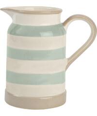 T&G Woodware Džbánek Mint Stripe, 825 ml