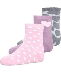 Name it NITVYUKI Socken pink nectar
