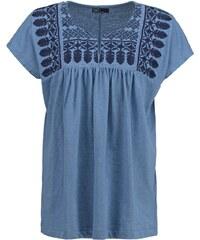 GAP TShirt print bainbridge blue