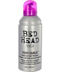 Tigi Bed Head Foxy Curls Extreme Curl Mousse 250ml Lak na vlasy W Pěna pro vlnitý účes