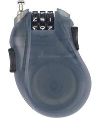 ZÁMEK BURTON CABLE LOCK - džínová modř (TRA-BLK) - univerzální