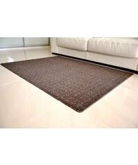 Kusový koberec Udinese hnědý