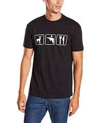 Coole-Fun-T-Shirts Herren T-Shirt JÄGER - Schützenfest !