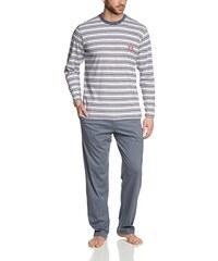 Otto Kern Underwear Herren Zweiteiliger Schlafanzug Pyjama